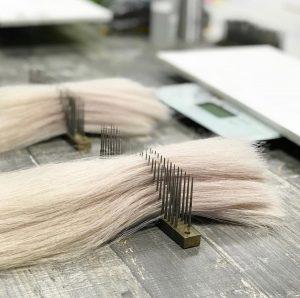 Hair processing